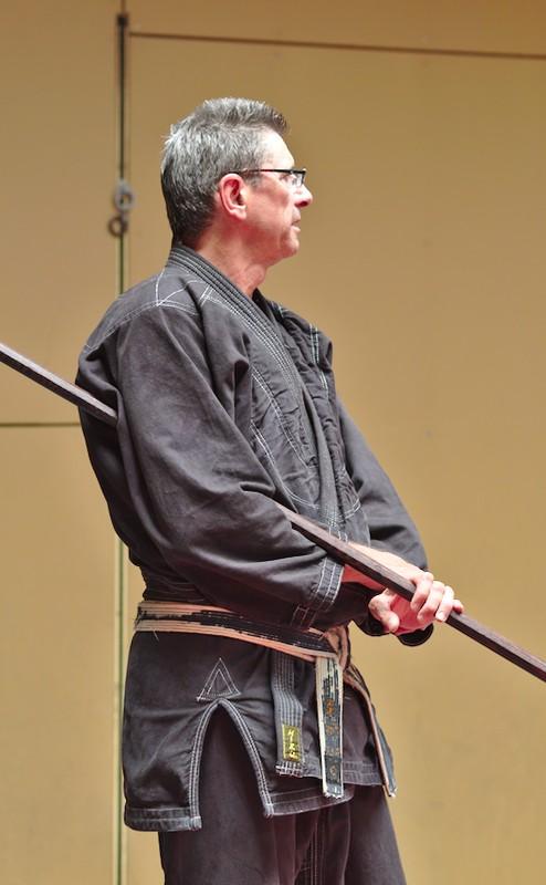 Hanbo- und Bo-Jitsu Lehrgang 2017